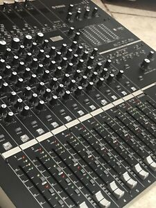 Yamaha n12 mixer/audio interface!!!