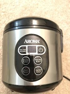Timer rice cooker