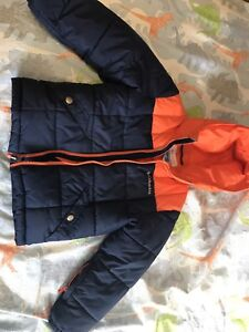 Boys Columbia Winter Coat XXS