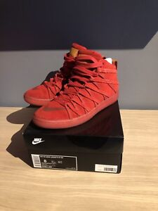 KD Lifestyle 7 VII Red October Size 8