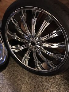 Tires and rims 26inch
