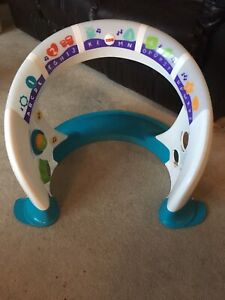 Fisher Price Toy encourages standing / bending