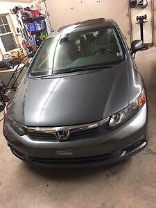 2012 Civic EX