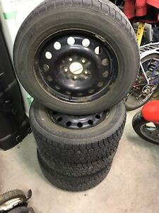 Winter tires - 215 60 R16