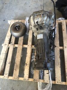 2001-2002 Toyota 4Runner transmission will fit 2002-2004 tacoma