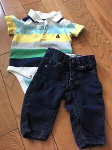 0-3 month gap outfit
