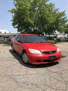 Honda Civic Coupe 2004
