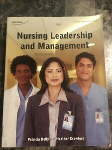 Nursing Leadership and Management 2nd Canadian Ed