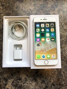 Unlocked 10/10 iPhone 8 64GB with Box, Accessories, & Case