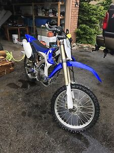 2011 Yamaha Yz450 in GREAT CONDITION