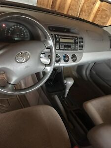 2002 Camry *REDUCED*