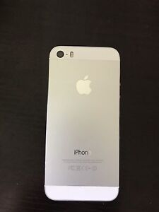 iPhone 5s (Rogers -16 gig) new condition