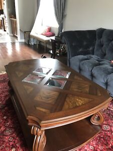 Beautiful Wooden Coffee  Table