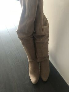 NEW Over-the-knee boots