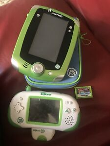 LeapPad2, Leapster & Disney Cars game