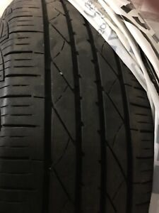 All season tires (4) 195/65/15 Hankook Optimo H428