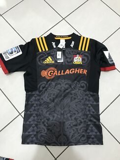 Authentic Adidas Chiefs 2018 Super Rugby Jersey Adults
