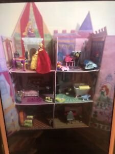 Princess house and accessories