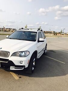 BMW X5D 2010 Executive sports package  Canadian car
