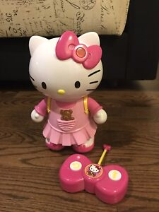 Hello Kitty robot with remote