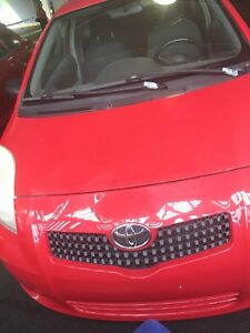 2007 toyata yaris automatic excellent  condition