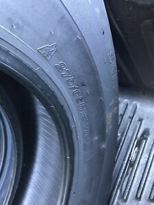 Four brand new west lake winter truck tires