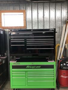 Coffre snapon snap on snap-on KRA edition SS