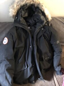 Jacket and vest (Canada goose)