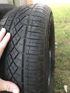 All season tires x2, need gone ASAP! BEST OFFER!
