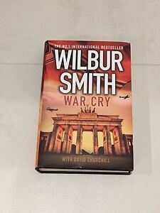 Wilbur Smith War Cry Hard Cover Beaconsfield Fremantle Area Preview