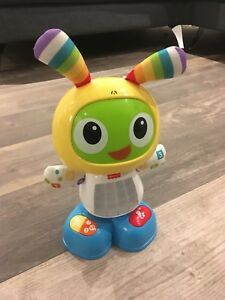 Fisher price beat robot - English - excellent condition