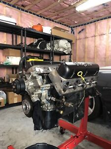 Built 306 mustang engine