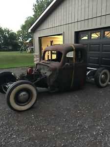 Rat rod truck project
