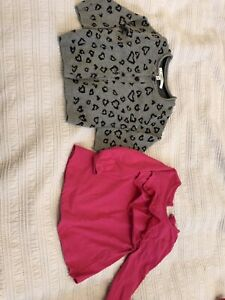 Baby girl clothes 6-12, 9-12, and 12 month.