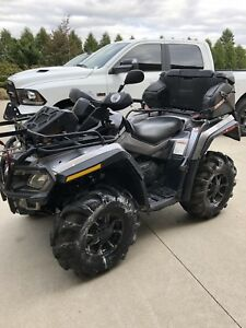 2012 650 Can Am outlander.