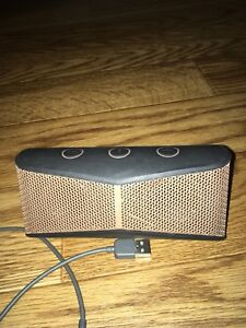 Logitech X 300 Bluetooth Speaker [FOR PARTS/NOT WORKING]