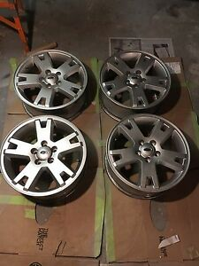 Ford Explorer Wheels