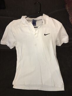 Nike Polo in White