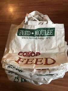 Home made reusable bags for sale