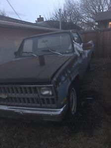86 Chevy c10 right minty