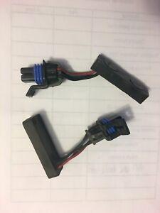 Simulateurs pour O2 sensors
