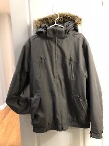 Youth Men's winter coat