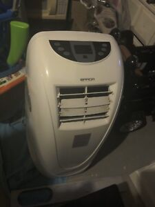 Portable air conditioner.