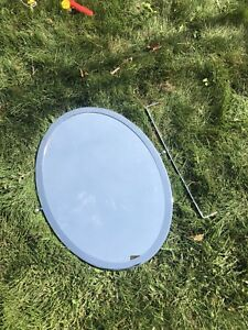Bathroom or Vanity Oval Mirror
