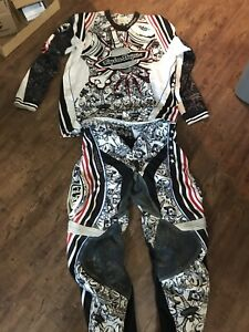 Dirtbike jerseys and pants