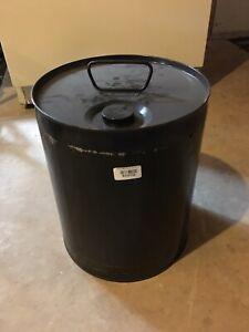 5 Gallon Steel Drum