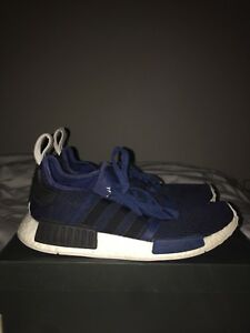NMD R1's 'Mystic Blue' Size 10