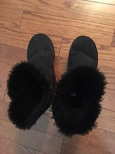 Ugg Style winter boots
