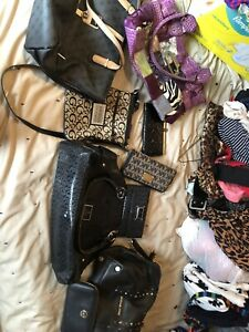 Women's/teen clothes /purses/ shoes