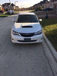 2008 Subaru WRX! No room for car